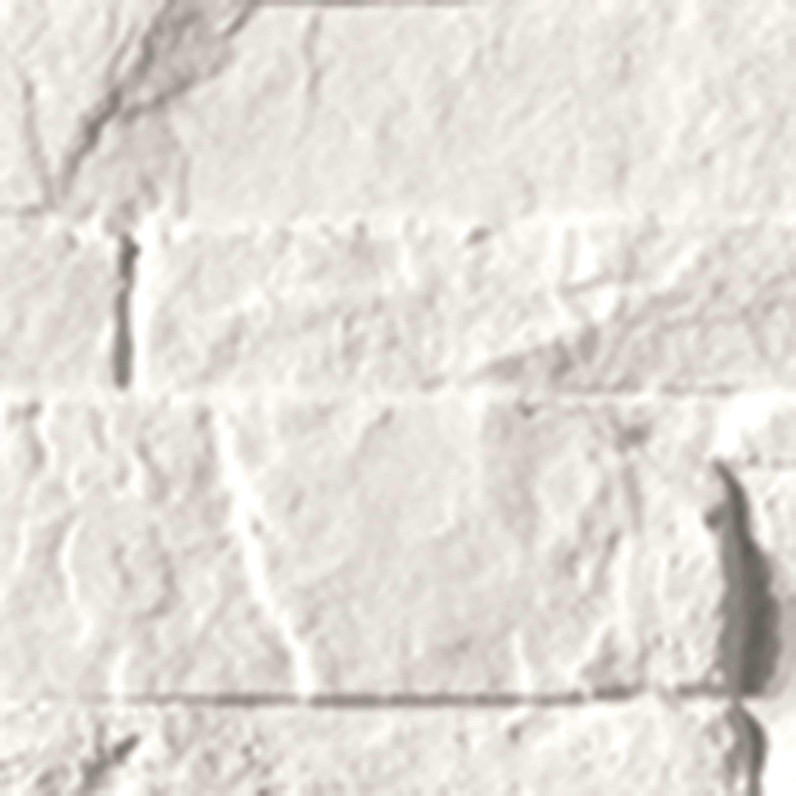 Pavé Wall Dolmen   1124 Bianco